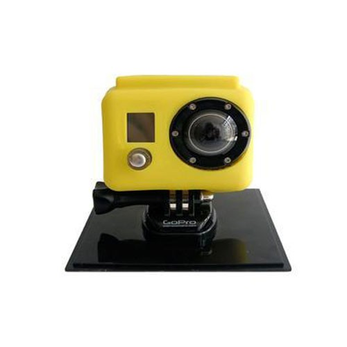 XSORIES Silicone Cover GoPro HD1 + 2 Yellow
