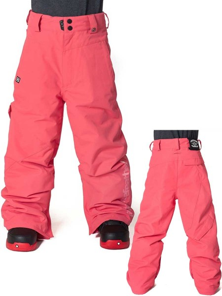 Horsefeathers Blast Kids Snow Pants pink