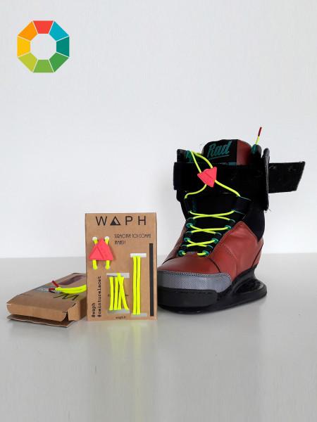 WAPH Pack Reinforced Laces