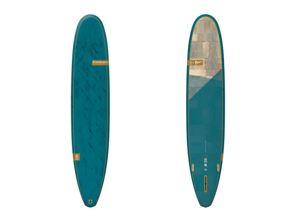 "Starboard 7'6"" X 30"" Hyper Nut Blue Carbon SUP"