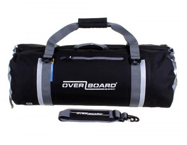 OverBoard wasserdichte Duffel Bag 60 Liter Schwarz