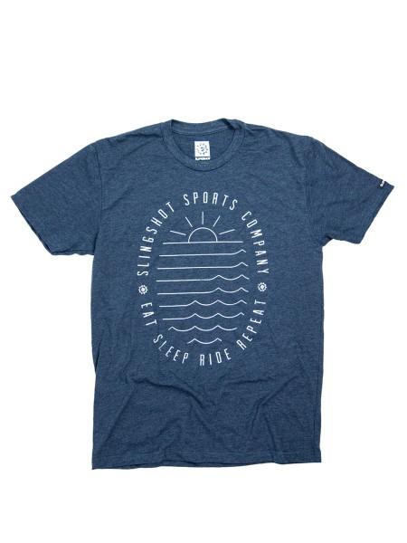 Slingshot Eat Sleep Repeat T-Shirt