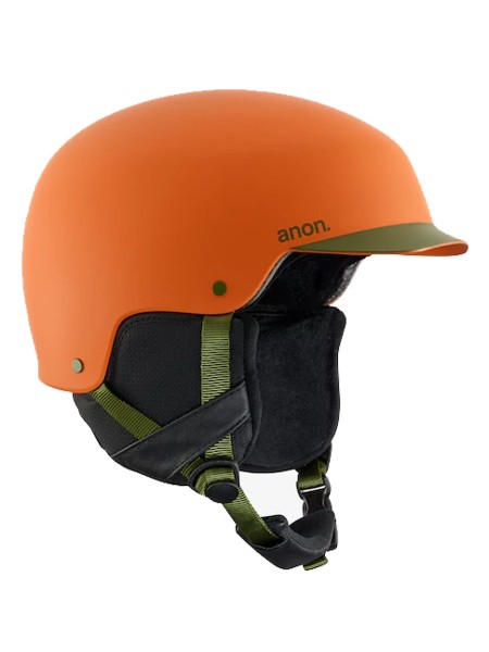 Anon Blitz Snow Helmet orange