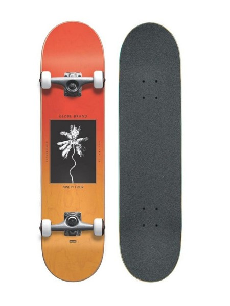 "Globe Palm Off Mini 7.0"" Kids Skateboard"