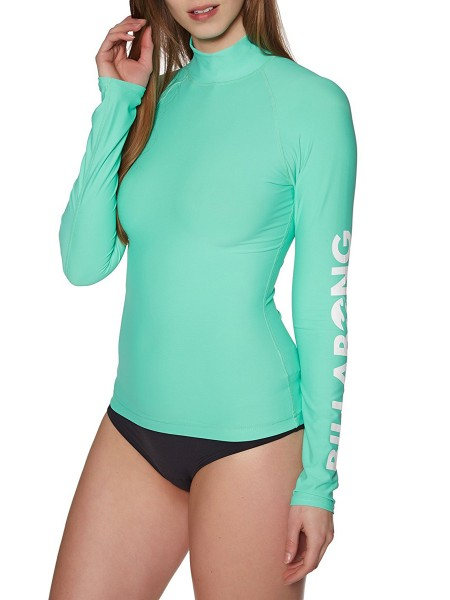 Billabong Logo LS Women Shirt