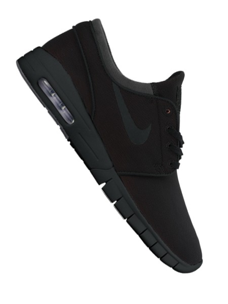 Nike SB Stefan Janoski Max black/black-anthracite-black