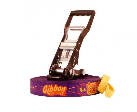 Gibbon Surfer Line X13 - Slackline Set
