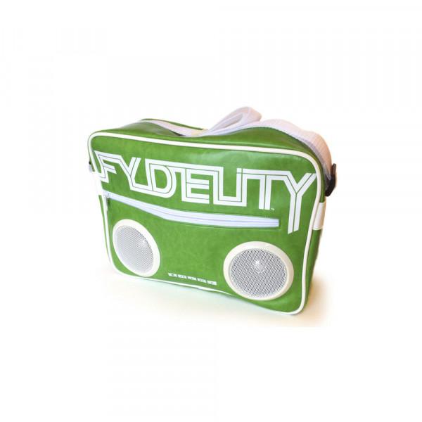 Fydelity Namesake G-Force Shoulder Bag stan green
