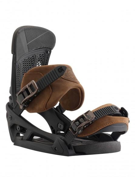 Burton Malavita Redwing Leather EST Snowboardbindung 2018