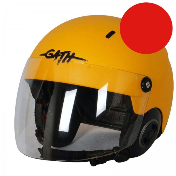 GATH Helm RESCUE Safety Rot matt Gr XXL