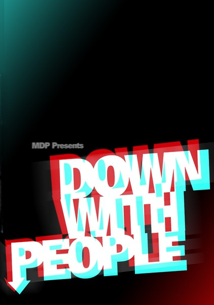 DOWN WITH PEOPLE by Mack Dawg