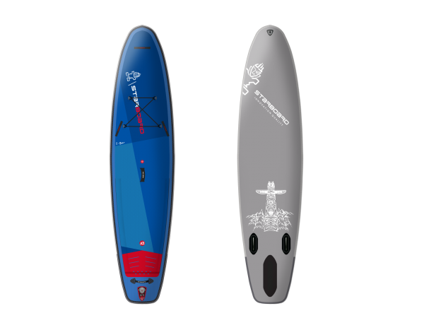 """Starboard River 10'11"""" Deluxe SUP"""