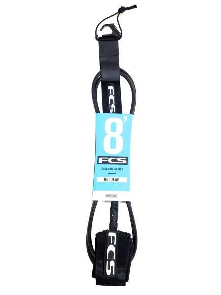 "FCS Big Wave 10"" Leash"