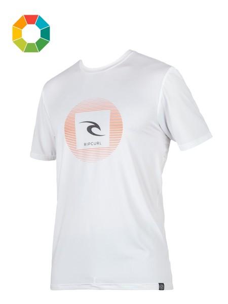 Rip Curl Round Up SS Rashguard Shirt
