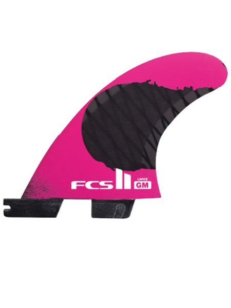FCS II GM PC Carbon Tri Finnen Set