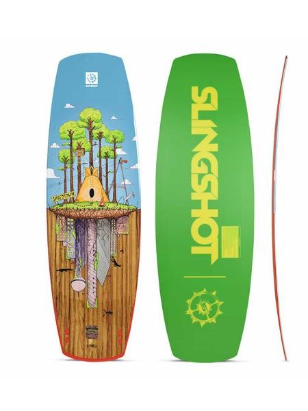 Slingshot Shredtown Wakeboard 2018