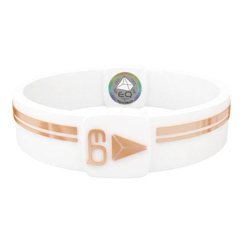 EQ - Hologramm Armband white/orange