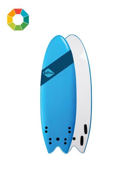 "Softech Handshaped 5'4"" Softboard"