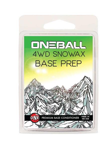 Oneball 4WD Base Prep Snowboard Wachs