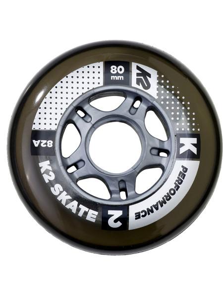 K2 80 mm Performance Wheel 4er Pack