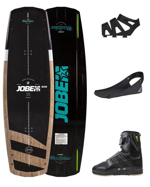 Jobe Maddox Wakeboard 138 & Drift Bindungen Set