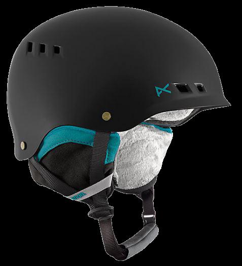 Anon Wren Snow Helmet Women black