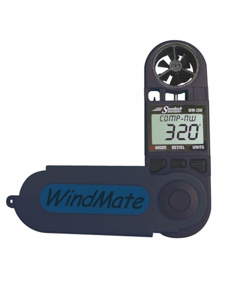 Windmate 200 mit integrierter Windfahne Windmesser
