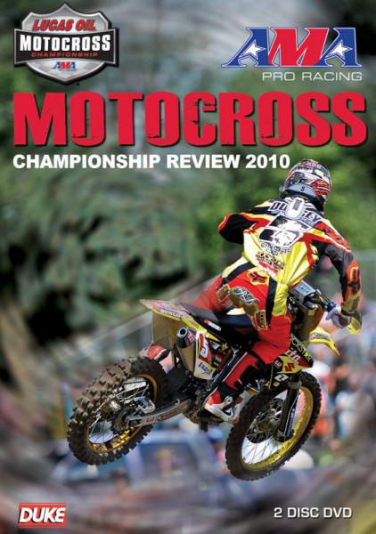 AMA MOTOCROSS CHAMPIONSHIP 2010