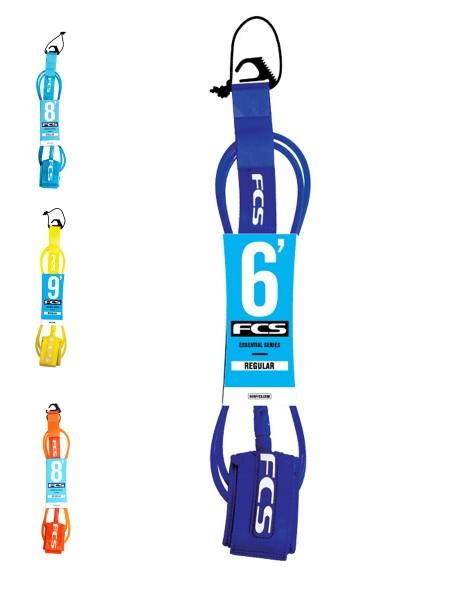 "FCS Comp Leash Surf 5"" (verschied. Farben)"