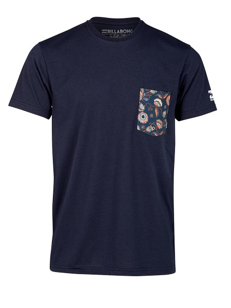 Billabong Team Pocket Rashguard T-Shirt 2019