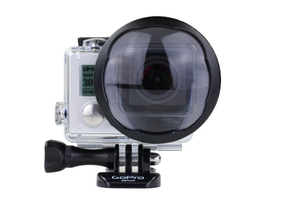 PolarPro Macro Lens-GoPro Hero3 Hero3+ Hero4