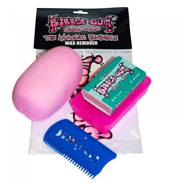 BUBBLE GUM Magic Kit Dry Wachs Entferner