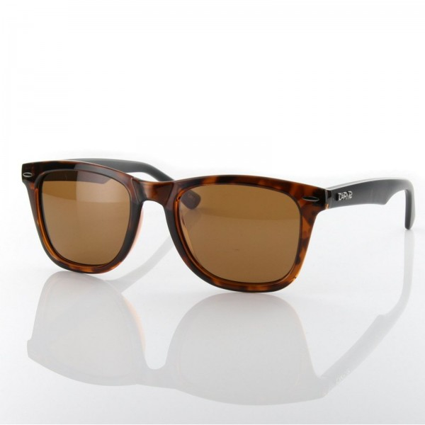 CARVE Sonnenbrille WOWvision Tort Braun Schwarz