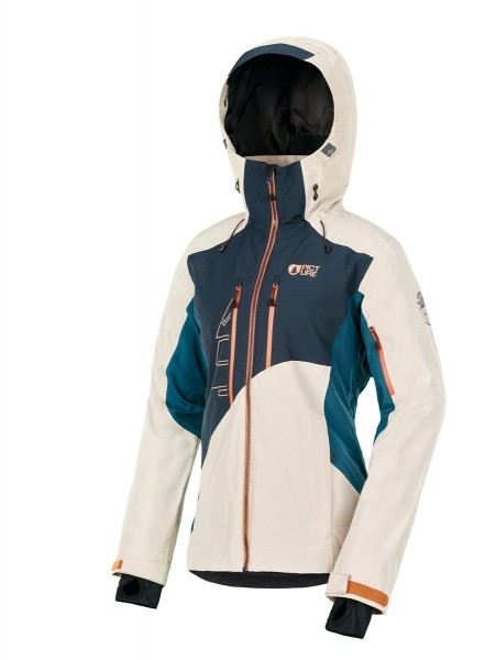 Picture Seen Women Snowboardjacke