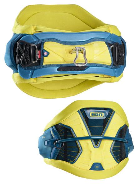 ION Vertex Select Kite Waist Harness sky signature model