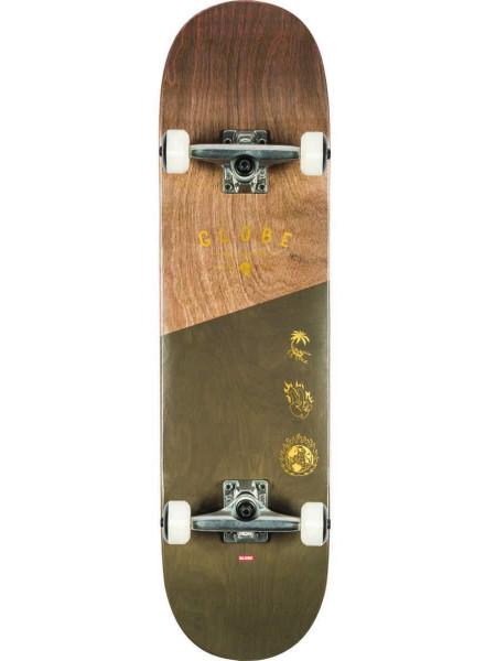 "Globe G1 Insignia 8.25"" Skateboard"