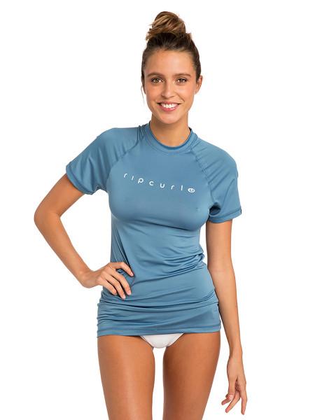 Rip Curl Sunny Rays Damen Wetshirt T-Shirt