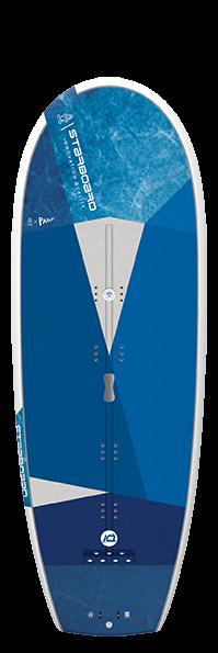 """Starboard Hyper Foil V.2 7'2"""" Lite Tech SUP"""