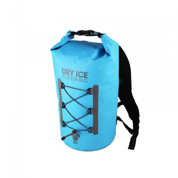Dry Ice Cooler Rucksack Kühltasche 20 Liter Türkis