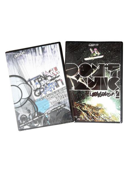 Funsport.de Isenseven Snowboard 2er DVD Pack