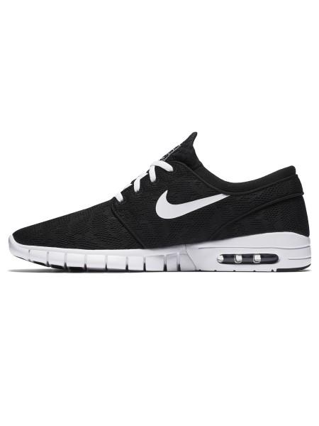 Nike SB Stefan Janoski Max Schuh black/white