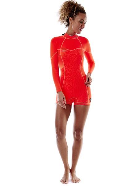 Jobe Sofia 3/2 Longarm/Shortleg BackZip Women Neopren
