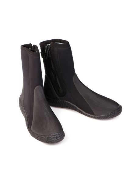 Soöruz LC Zip Boots 5 mm Round Toe Neoprenschuhe