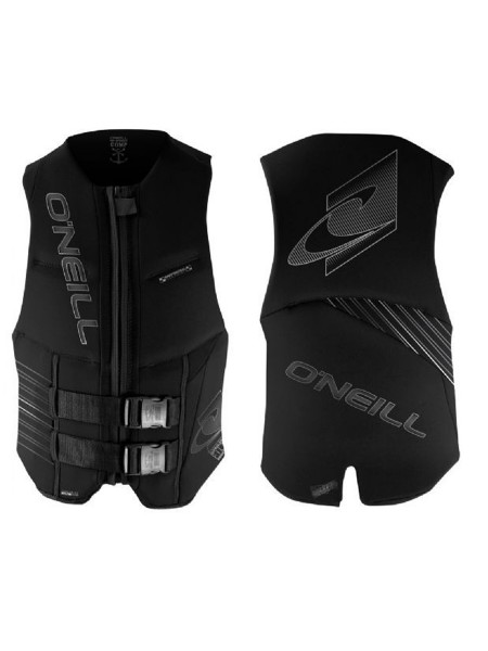 O'Neill Outlaw Comp Vest black/black