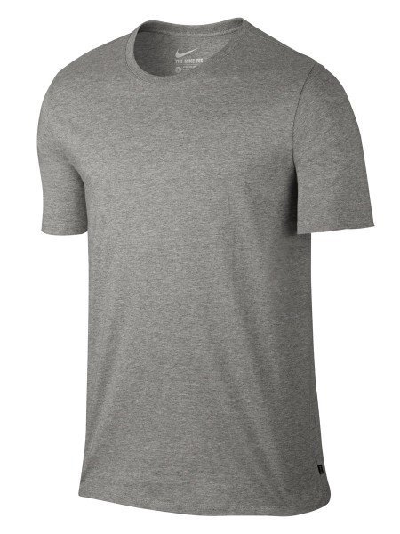Nike Essential SB T-Shirt dk grey heather