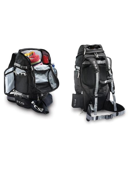 FCS Trekker Backpack black