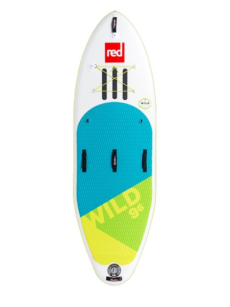 "Red Paddle 9'6"" Wild iSUP 2019"