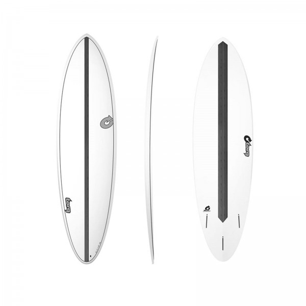 "TORQ 6'8"" Epoxy TET CS 6.8 Funboard Carbon Surfboard"