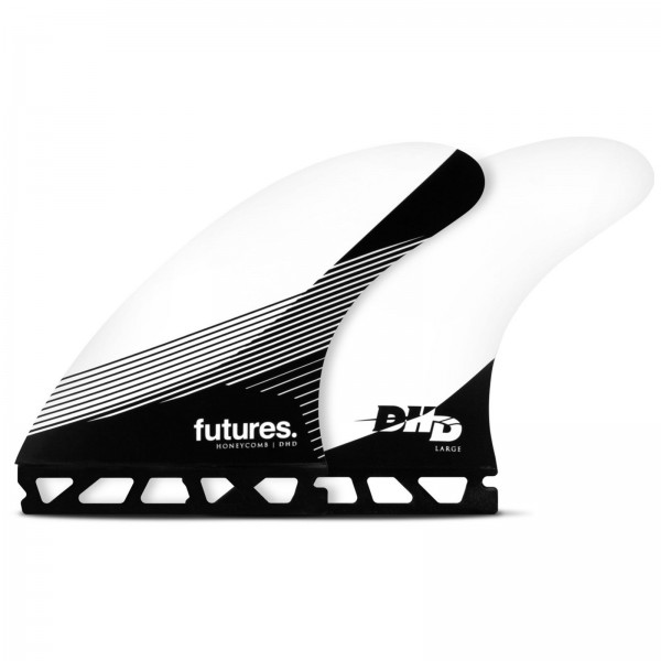 FUTURES DHD Honeycomb Thruster Fin Set