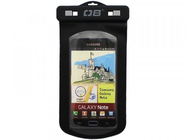 OverBoard wasserdichte Smart Phone Tasche L Schwar